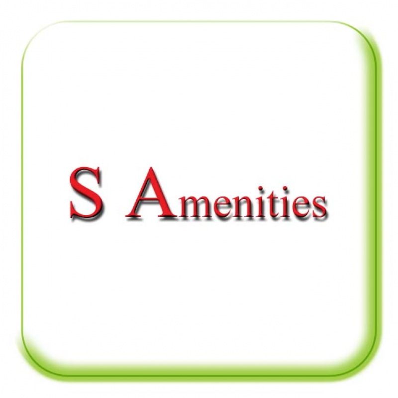 site amenities cover