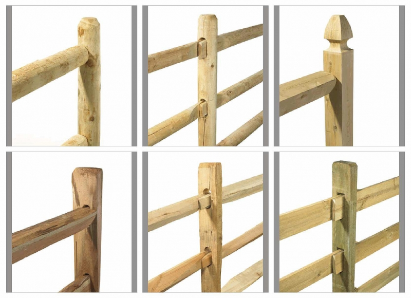 Post and Rail Fence Systems
